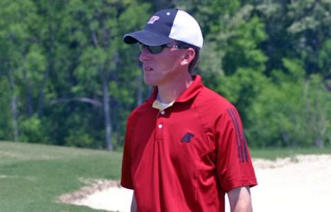 APSU Men's Golf. (Photo Courtesy: Austin Peay Sports Information)