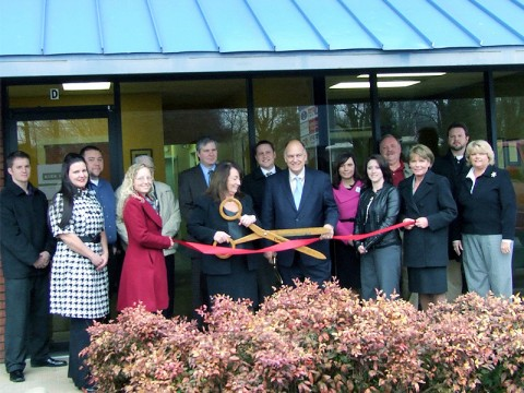 Clarksville Chamber of Commerce officially opened Kirk Low C.P.A. with a ribbon cutting ceremony.
