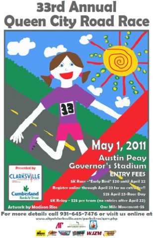 33rd Annual Queen City Road Race