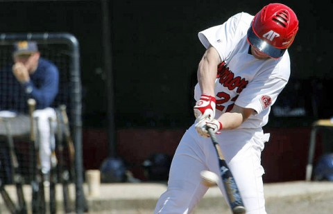 APSU Men's Baseball. (Robert Smith/The Leaf-Chronicle)