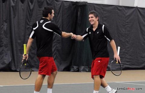APSU Men's Tennis (Mateen Sidiq/Austin Peay)