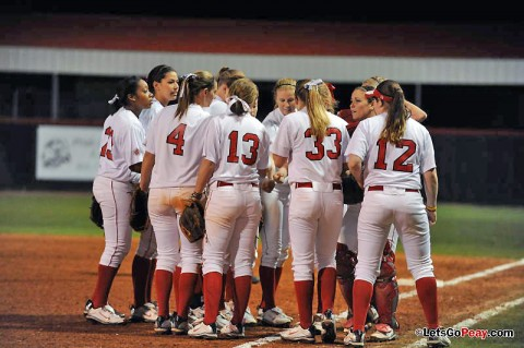 APSU Women's Softball. (Mateen Sidiq/Austin Peay)