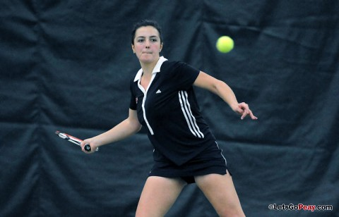 APSU Women's Tennis. (Mateen Sidiq/Austin Peay)