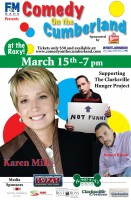 Comedy on the Cumberland featuring Karen Mills
