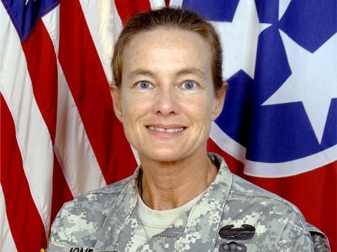 Col. Patty Jones