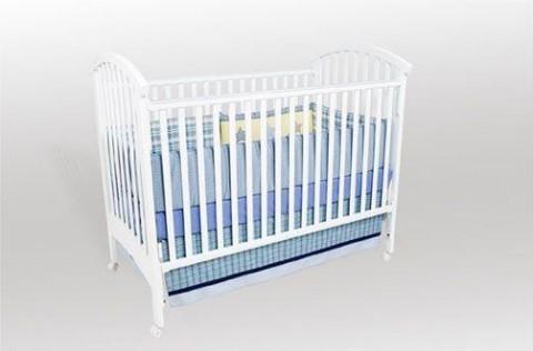 "Delta Enterprise ""Safety Peg"" Drop-Side Crib Recalled"