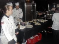 Field Team Service of the Dessert - Pfc. Angela Taylor; Spc. Luis E.