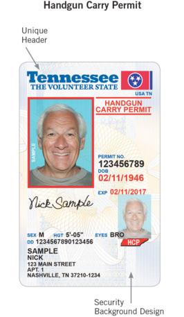Online Clarksville Permit - Handgun Carry Tn