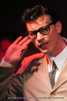 Kenny James as Buddy Holly
