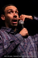 Comedian Renard Hirsch