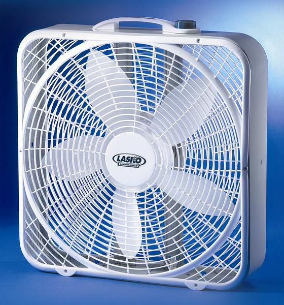 Fan Blade Inuries : Lasko recalls box fans due to fire hazard clarksville