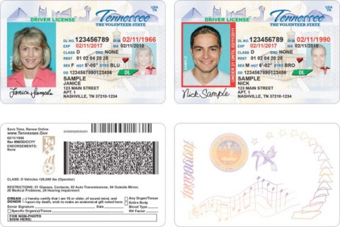 Tennesseans Will Renew Driver License Every Eight Years Instead of Five Years