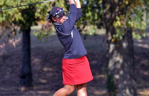 APSU Women's Golf. (Austin Peay Sports Information)
