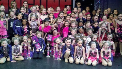 Dance Force Receives Top Honors at StageOne's National Dance Competition