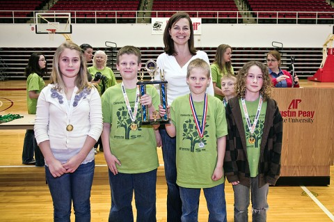 2011 Montgomery County Science Fair School Winner is Sango Elementary.