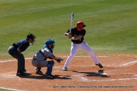 APSU Men's Baseball, Clarksville TN.