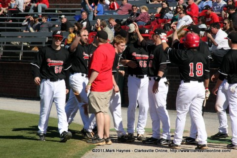 APSU Men's Baseball
