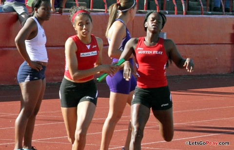 APSU Track and Field (Austin Peay Sports Information)