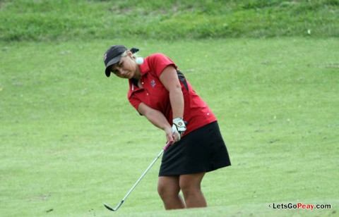 APSU Women's Golf. (Austin Peay Sports Information)