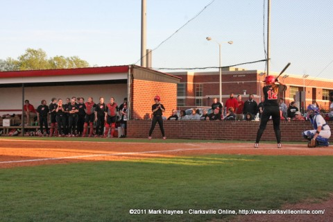 APSU Women's Softball, Clarksville TN.