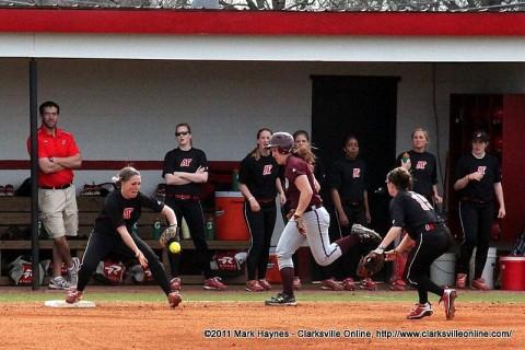 APSU Women's Softball.