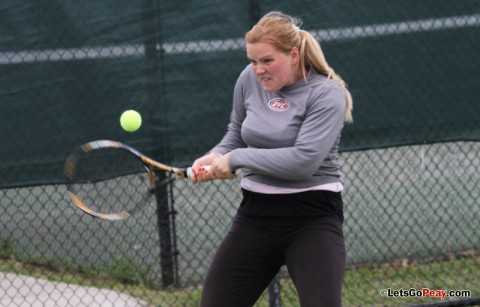 APSU Women's Tennis (Austin Peay Sports Information)