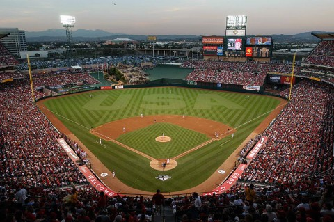 Angels Stadium.