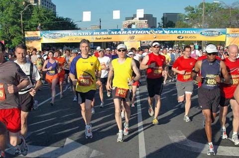 The Country Music Marathon & ½ Marathon presented by Nissan