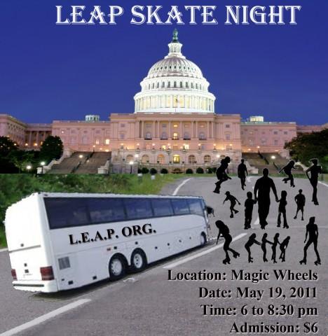LEAP Skate Night