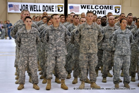 315 Soldiers with the 1st Brigade Combat Team