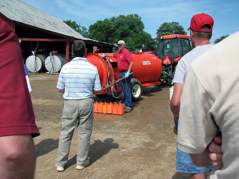 Airblast Sprayer Workshop