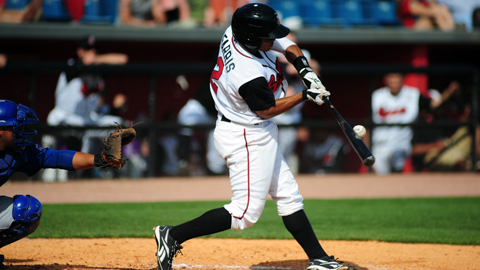 Sounds lose to Zephyrs
