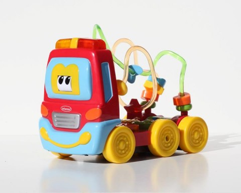 Troy the Activity Truck Recalled.