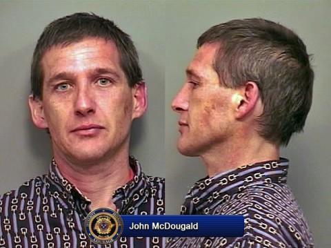 John McDougald