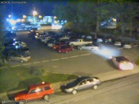 Photo of the vehicle from the University Landings Apartments' surveillance video.
