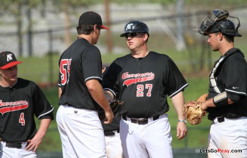 APSU Men's Baseball. (Mateen Sidiq/Austin Peay)