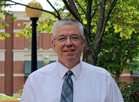 New Information Systems Director Kurt Bryant