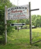 Schlabach's Bakery