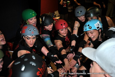 Red River Sirens - Clarksville, Tennessee