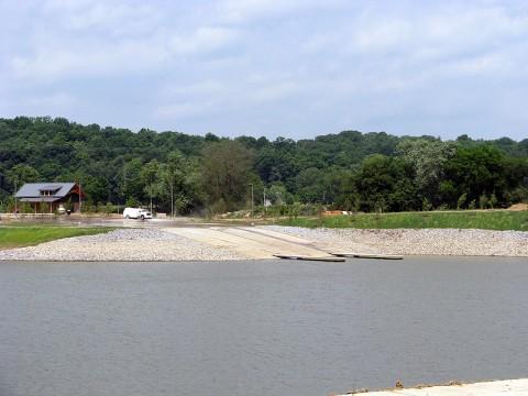 Liberty Park Boat Ramp