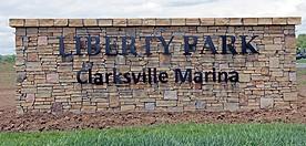 Liberty Park - Clarksville Marina