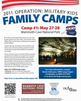 OMK Camp flyer 2011 Mammoth