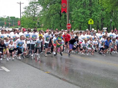 2011 Queen City Road Race, Clarksville TN.