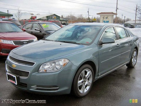 The suspect was driving blue metallic color car similar looking to the Malibu shown in this picture.