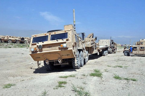 Lifeliners put new and improved JRADS to the test in Afghanistan. (photo by Sgt. 1st Class Pete Mayes)