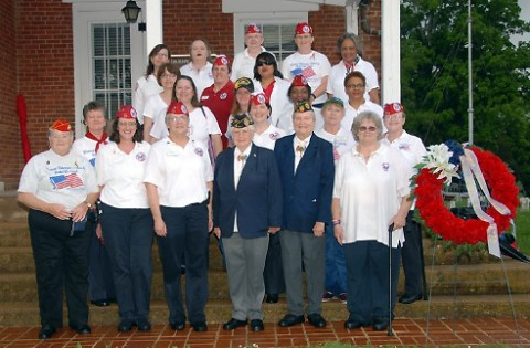 Women Veterans of America Chapter 20