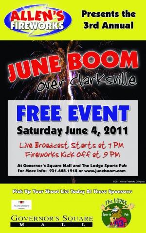 June Boom