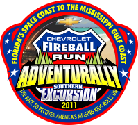 2011 Fireball Run Adventurally