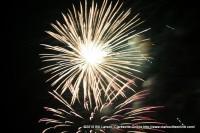 Clarksville Independence Day Celebration Fireworks