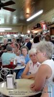 Ladies enjoying lunch at Thomas's Drug Store